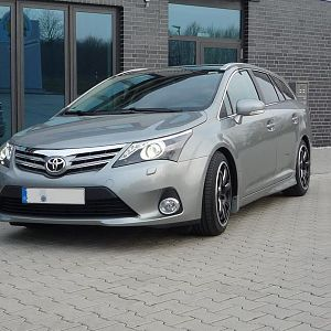 TTE Avensis T27 Facelift 2,2 D-Cat
